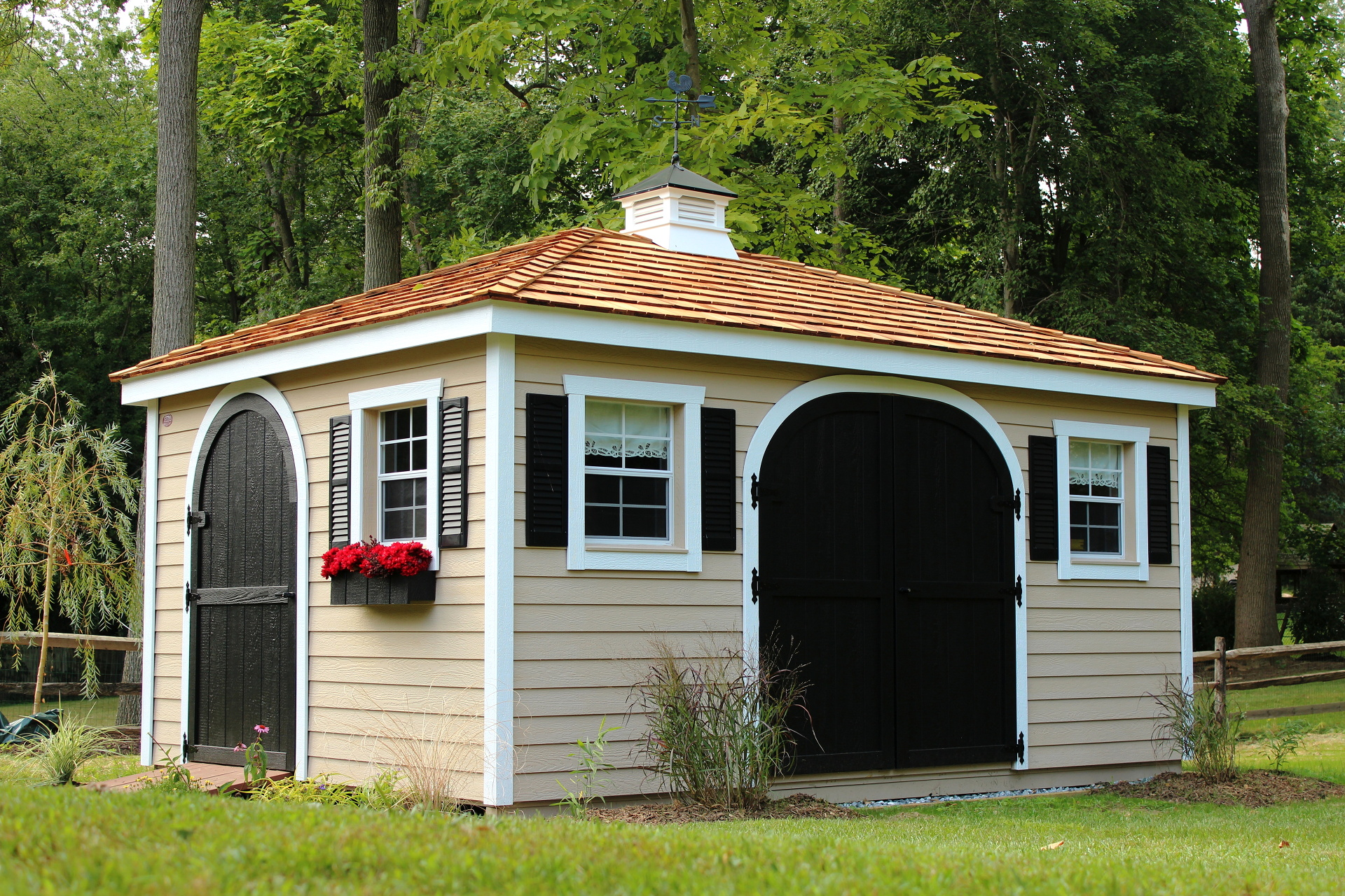 Premo Products for quality Sheds in the Syracuse NY and surrounding ...