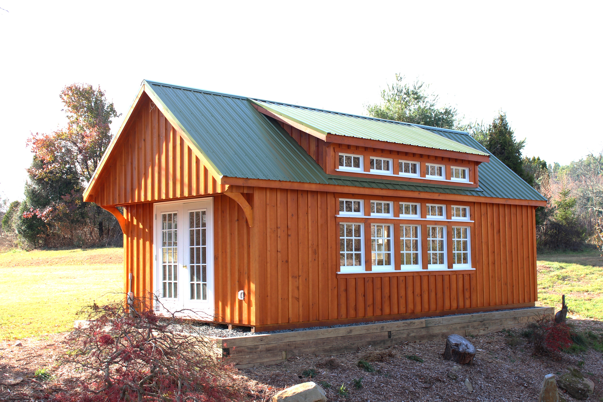 sheds dura structurepath by foot temp siding barn shed style sidewall